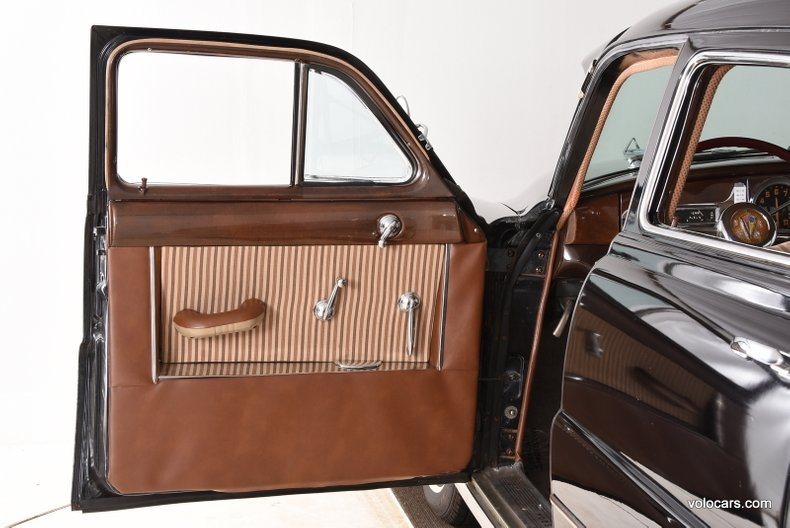1950 Hudson Commodore