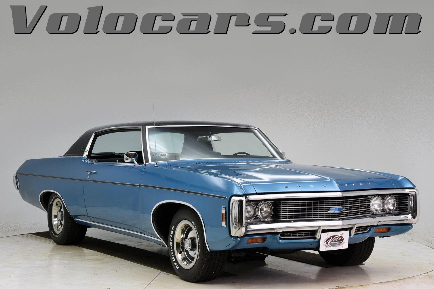 1969 chevrolet impala custom