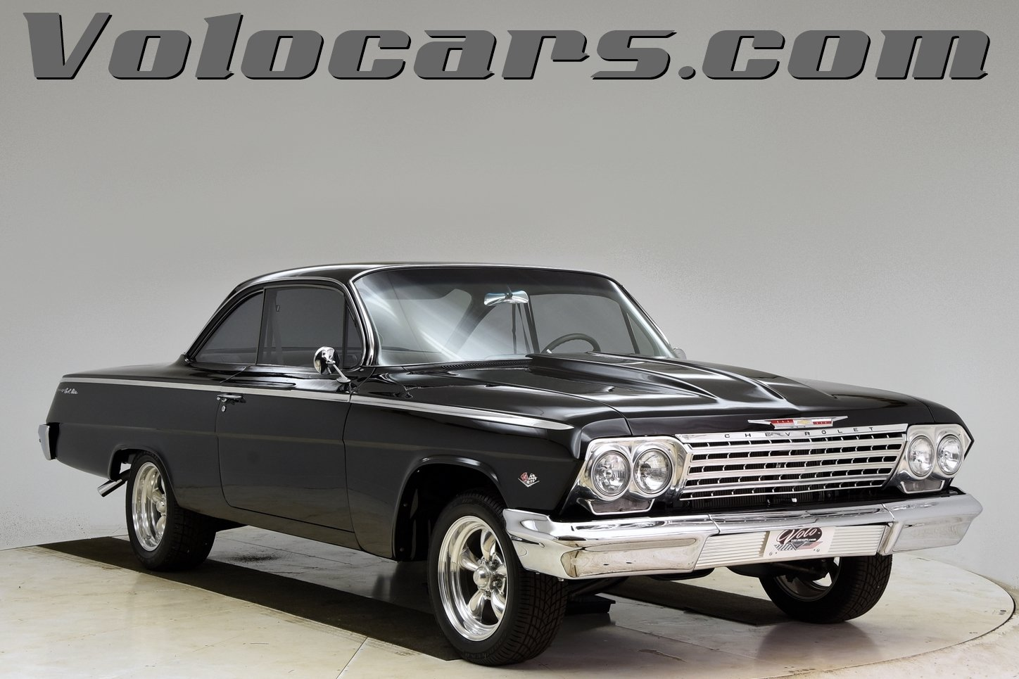 1962 chevrolet bel air bubble top