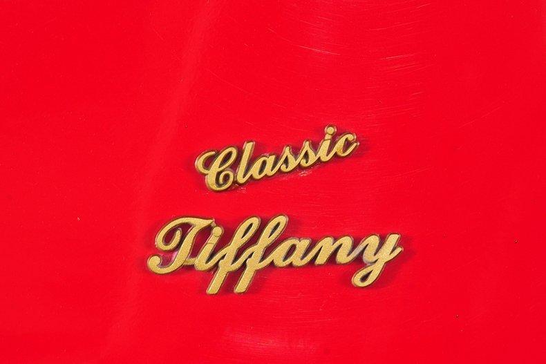 1985 Tiffany Classic