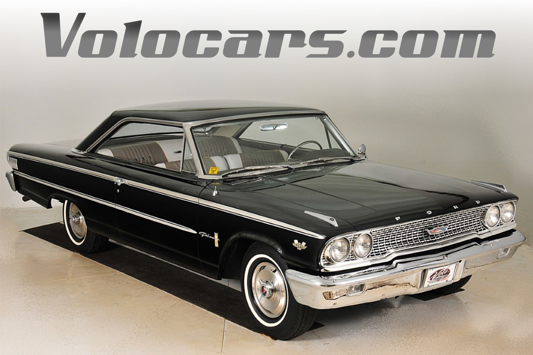 1963 ford galaxie 500 r code fastback