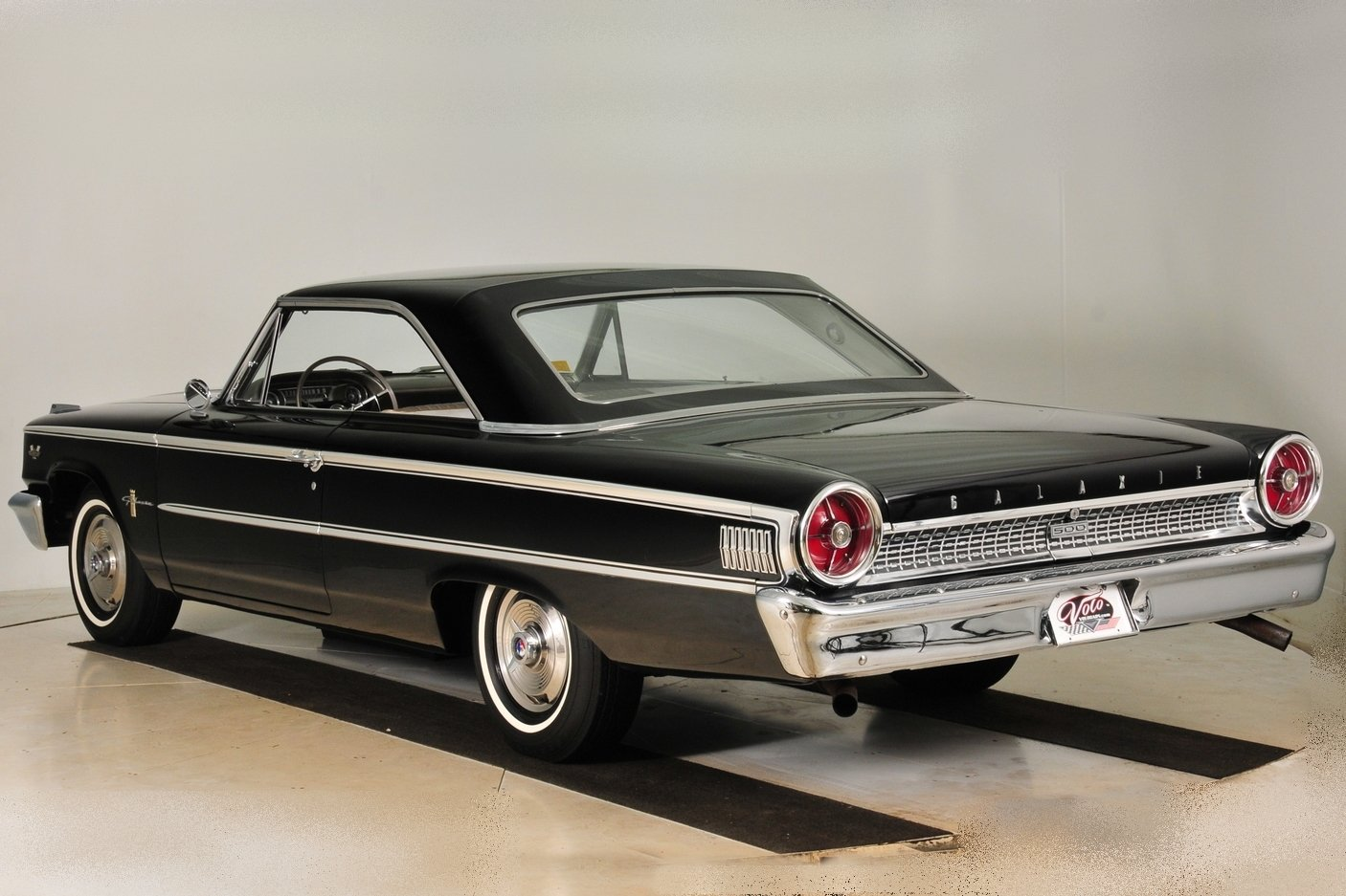 1963 Ford Galaxie 500 | Volo Auto Museum