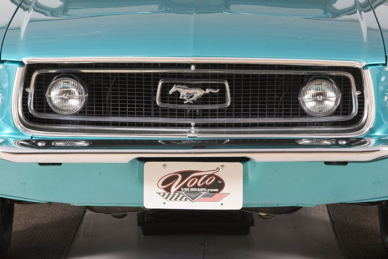 1968 Ford Mustang | Volo Auto Museum
