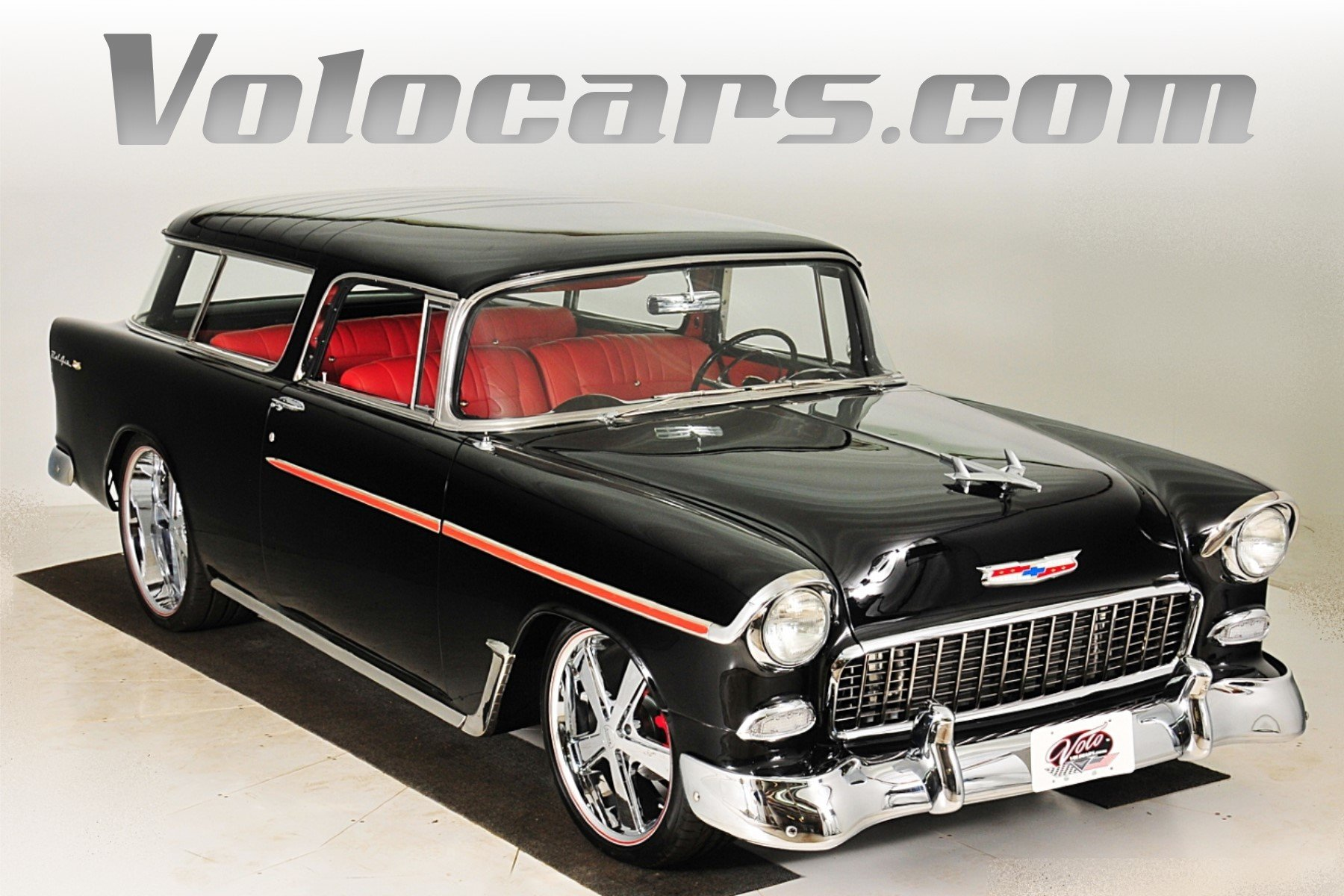 1955 chevrolet nomad pro touring