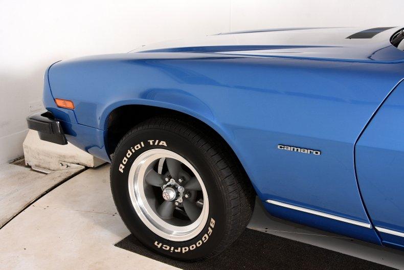 1977 Chevrolet Camaro