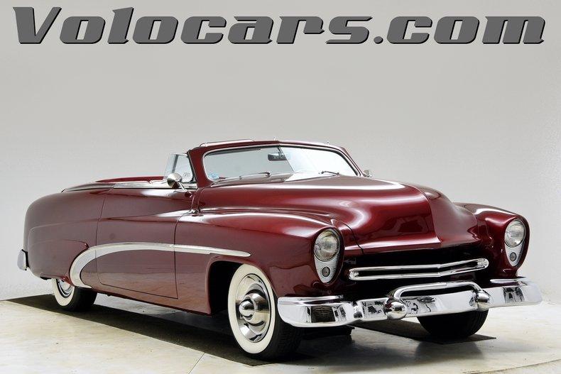 1951 Mercury Lead Sled For Sale