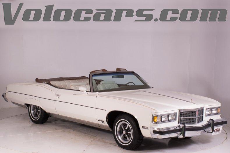 1975 Pontiac Grand Ville For Sale