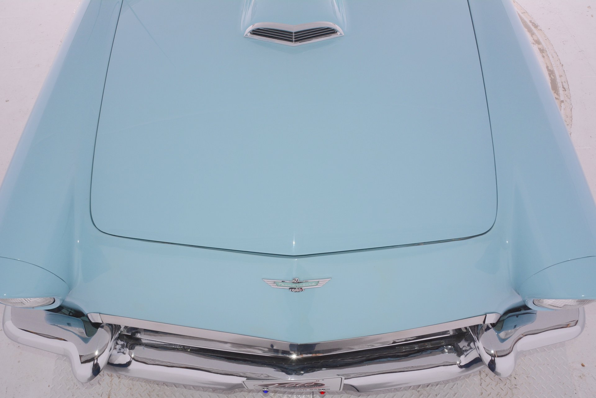 1957 Ford Thunderbird | Volo Auto Museum