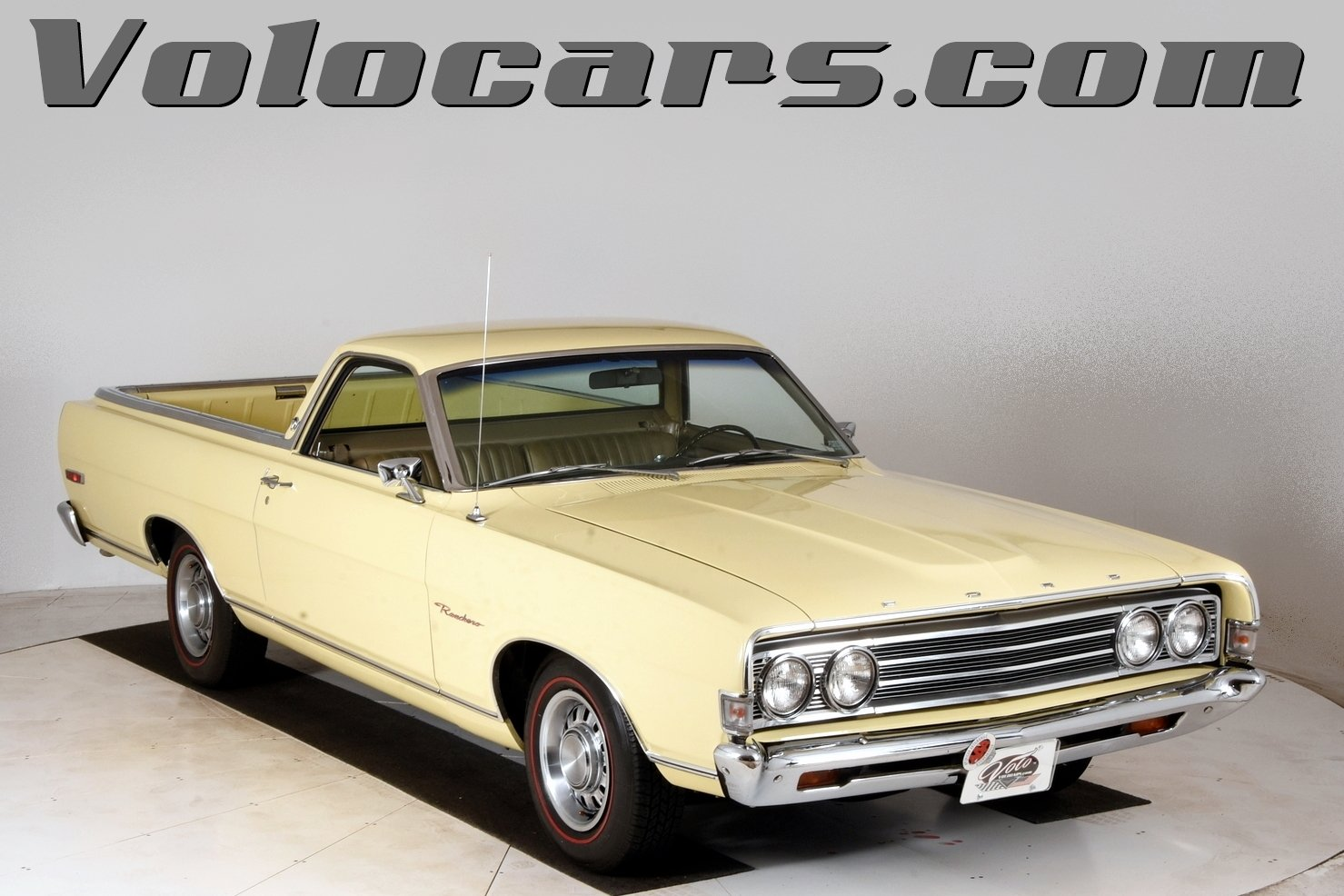1969 ford fairlane 500 ranchero