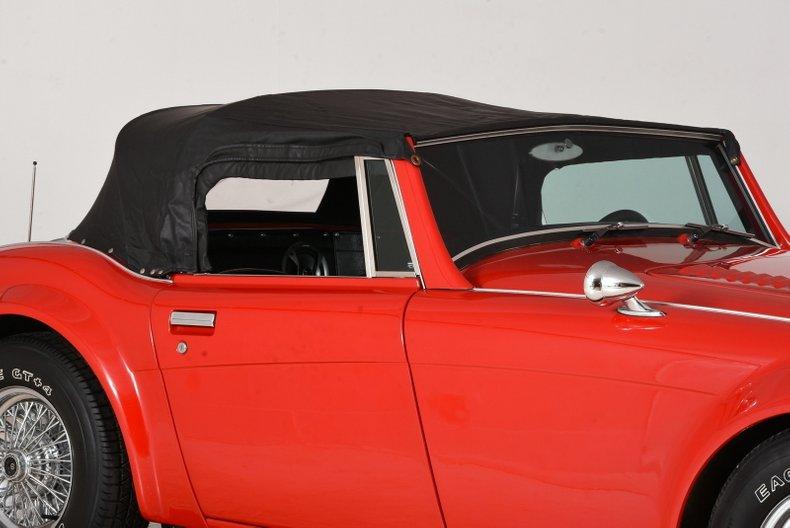 1964 Austin Healey 3000