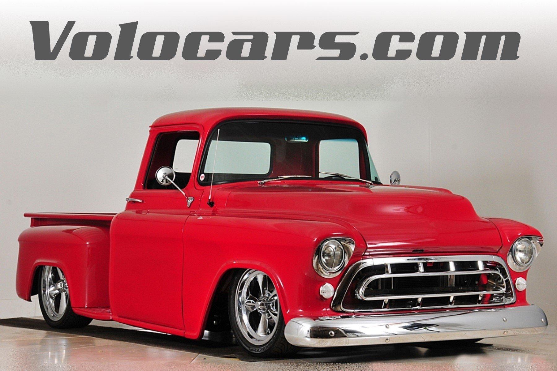 1957 chevrolet 3100 pro touring