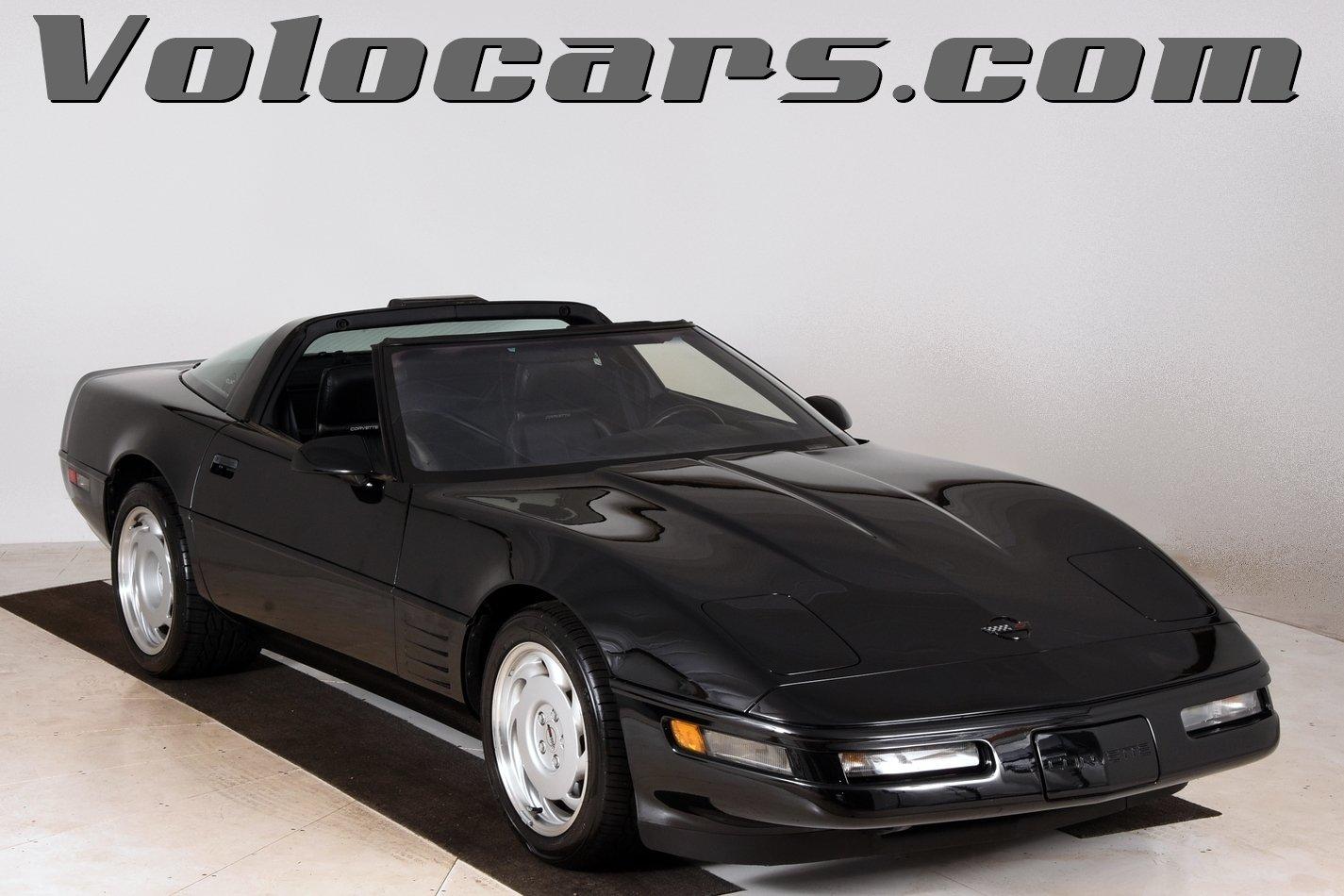 1991 chevrolet corvette z r1