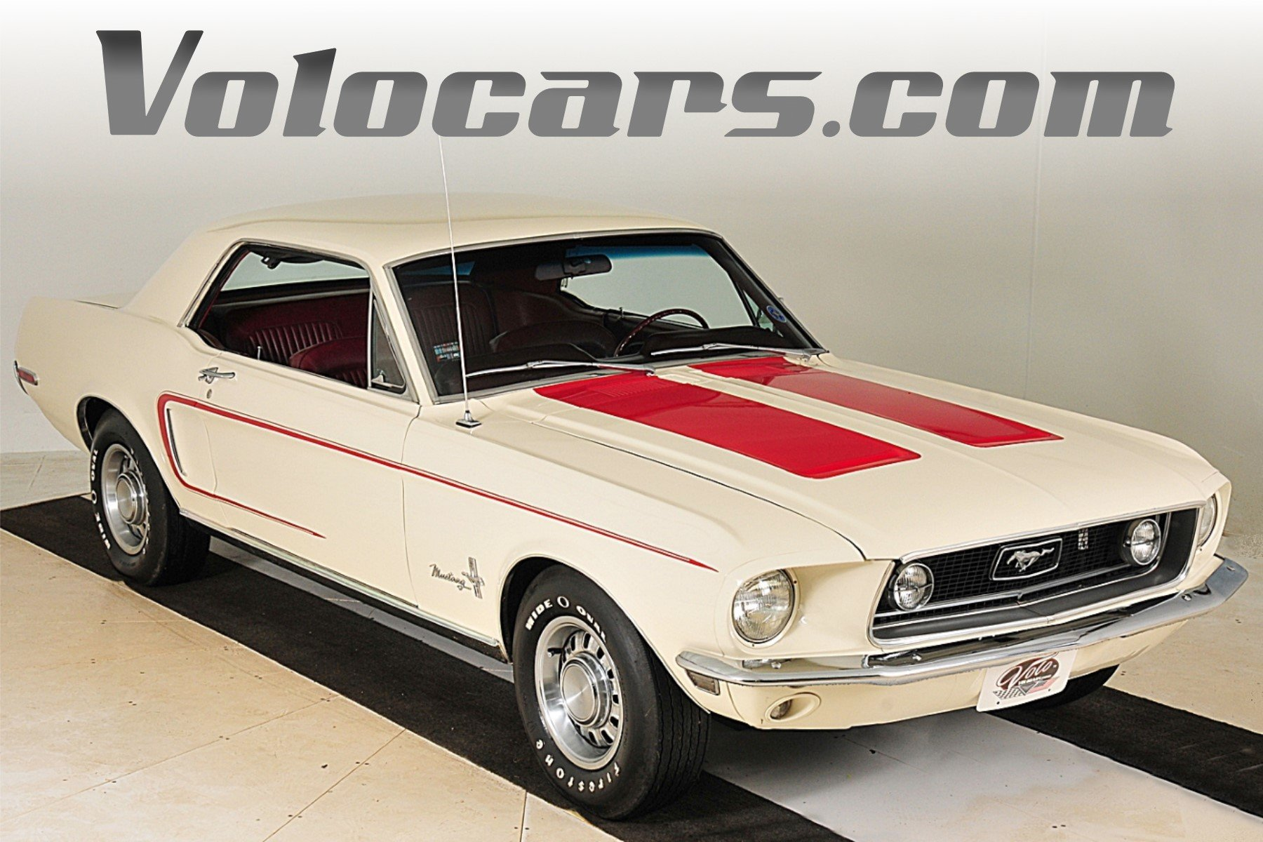 1968 ford mustang sprint
