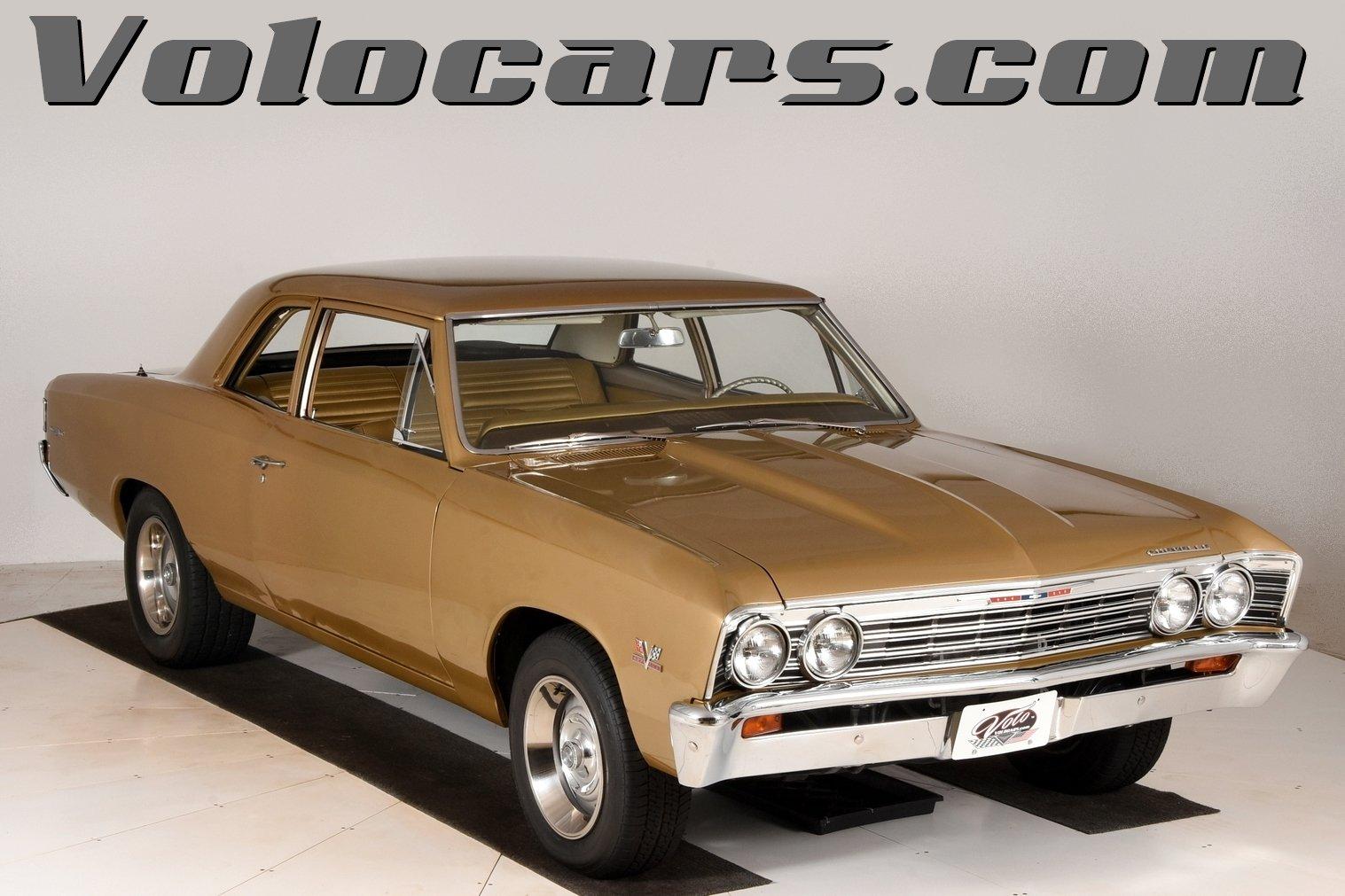1967 chevrolet chevelle 427