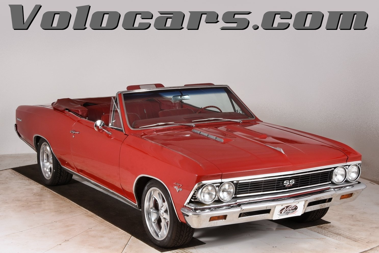 1966 chevrolet chevelle ss 427