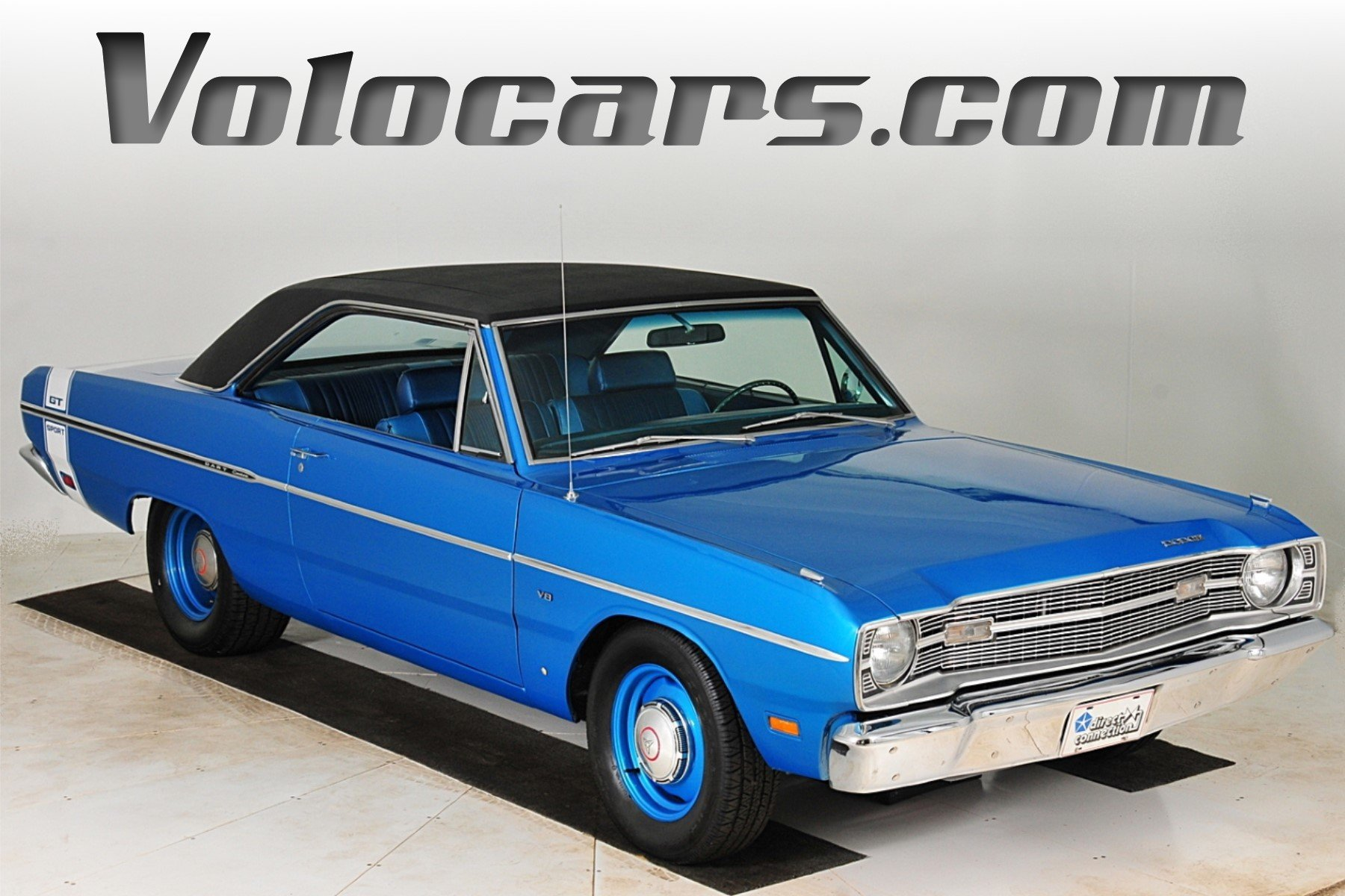 1969 dodge dart custom
