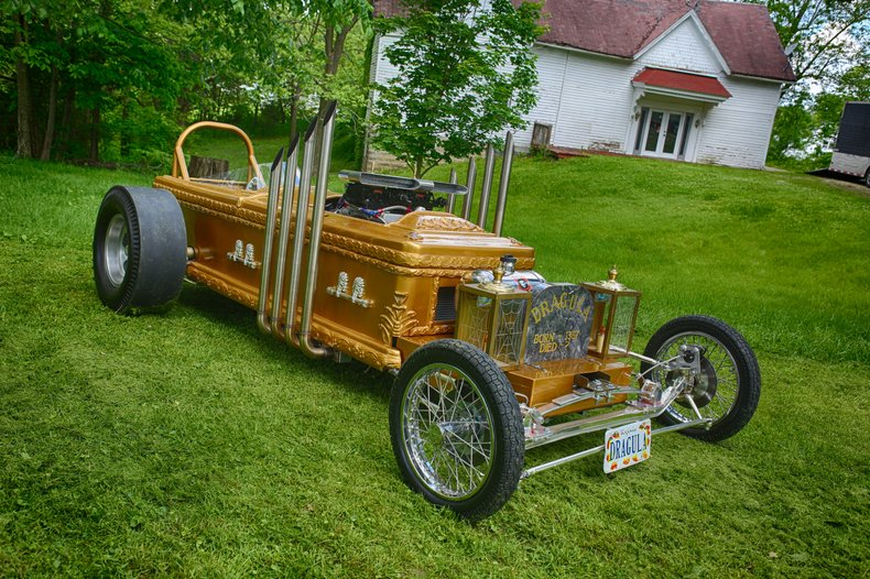 1966 Drag U La Coffin Car