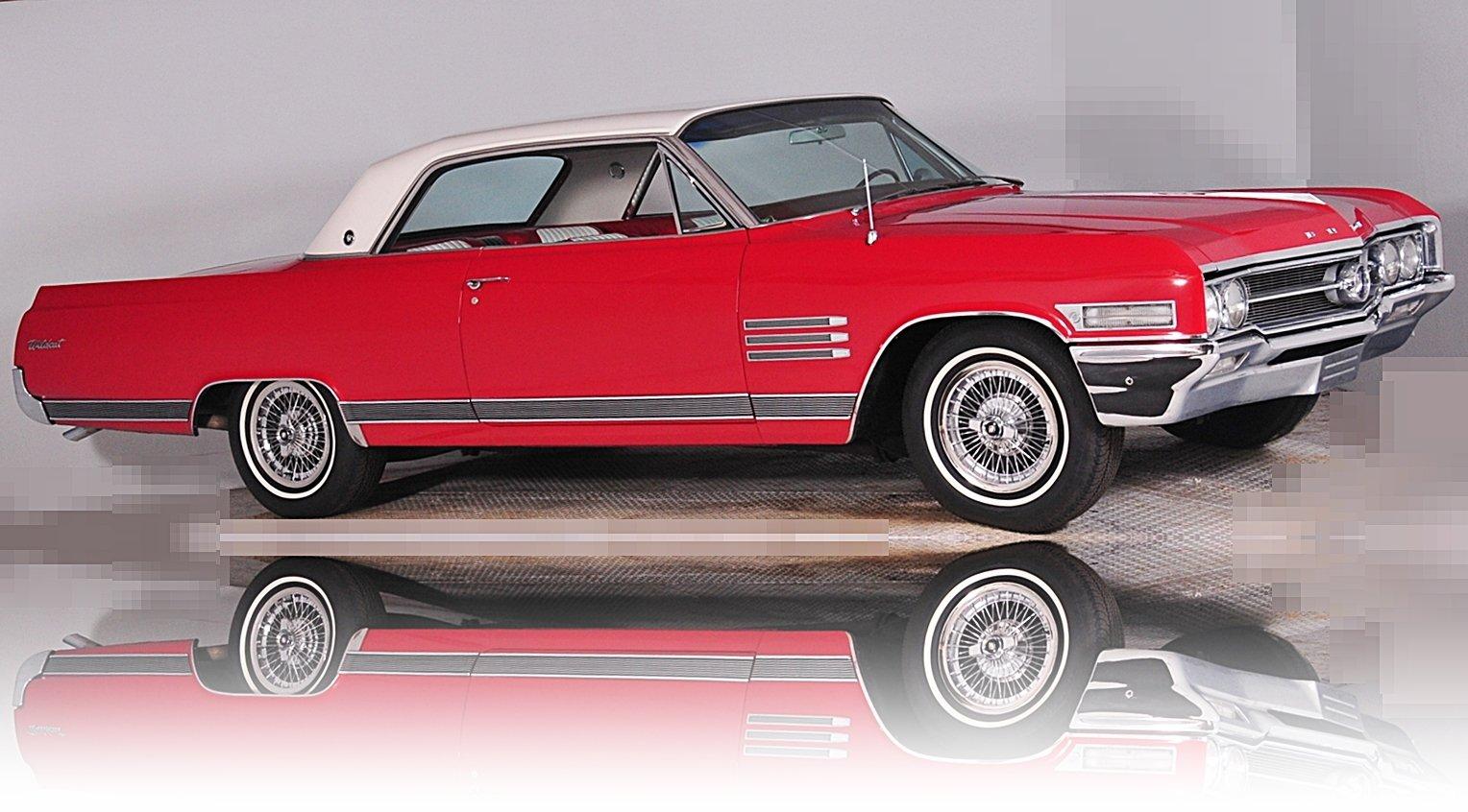 1964 Buick Wildcat For Sale 94603 Mcg 2 Door Hardtop