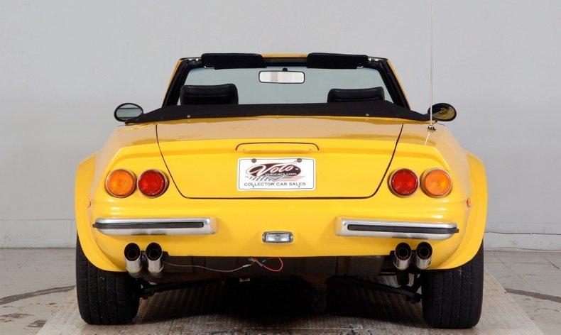 1972 Ferrari Spider 8