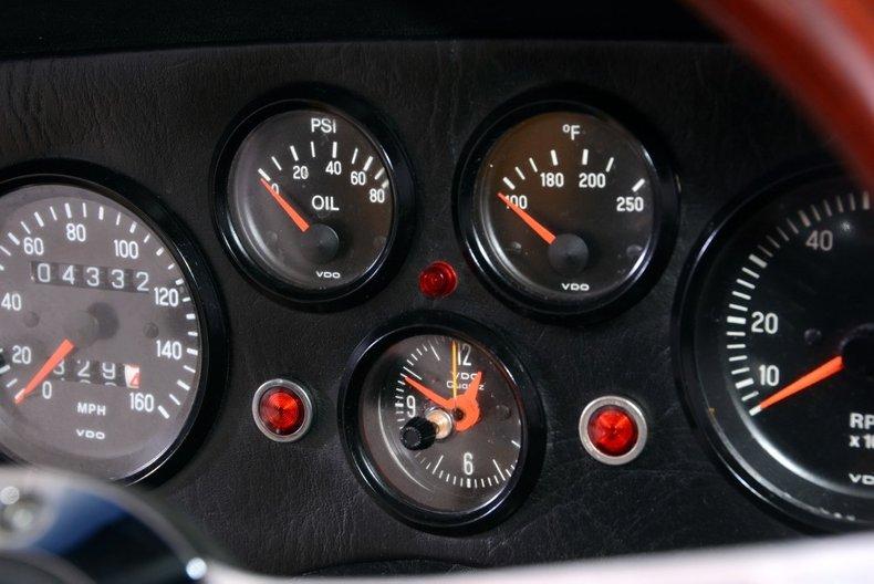 1972 Ferrari Spider 7