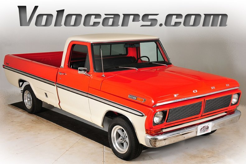 1971 Ford F100 1