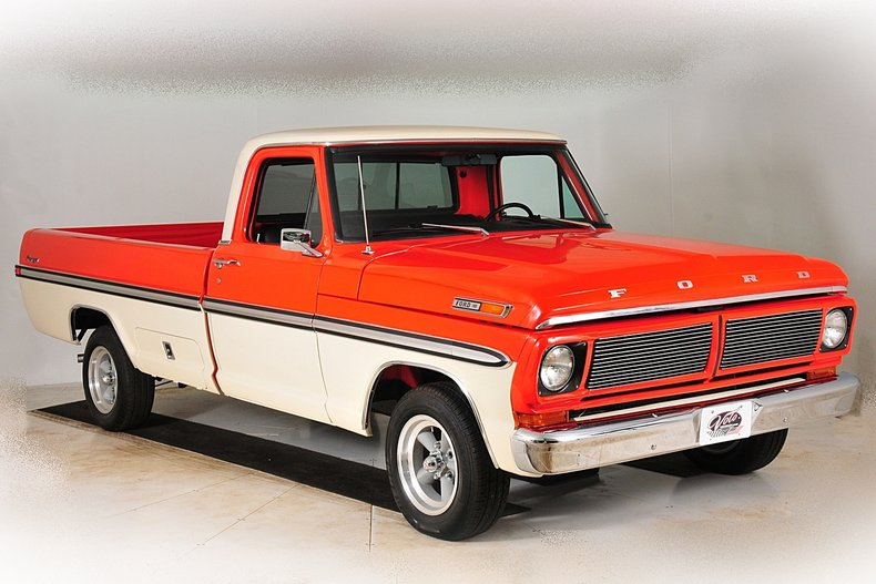1971 Ford F100 7