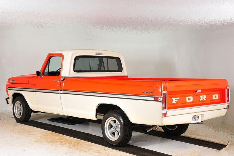 1971 Ford F100 3