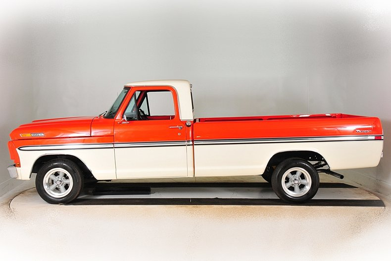 1971 Ford F100 15