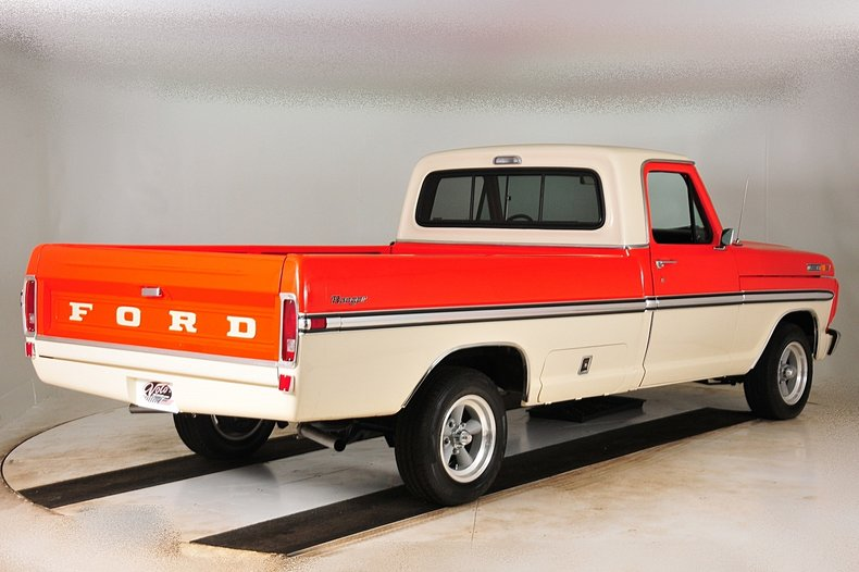 1971 Ford F100 24