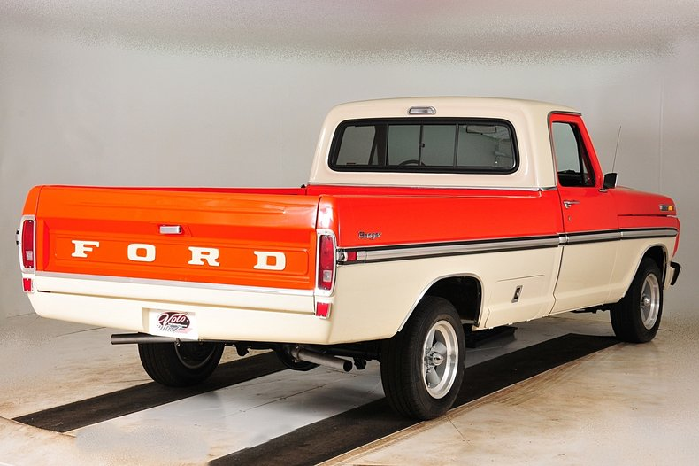 1971 Ford F100 30