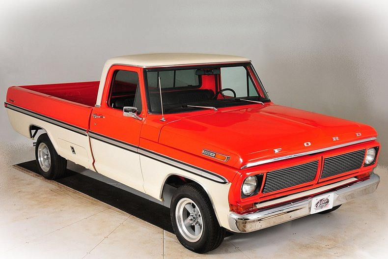 1971 Ford F100 32