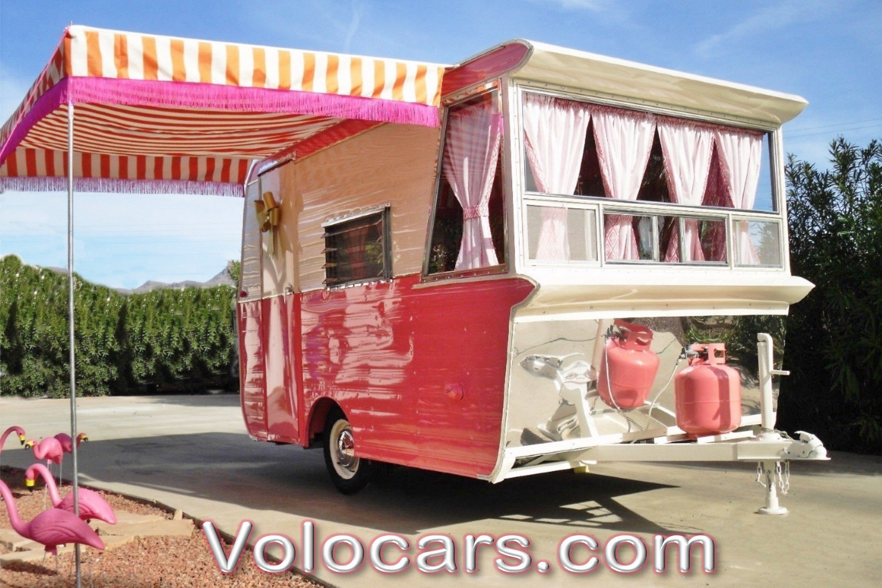 1963 Field and Stream Travel Trailer