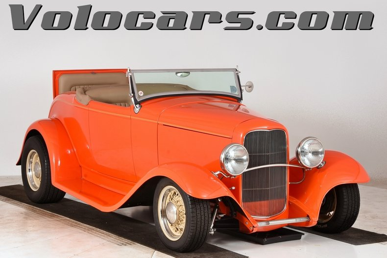 1932 Ford Custom For Sale