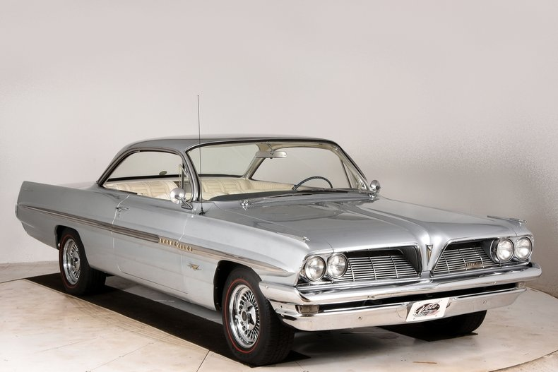 1961 Pontiac Bonneville