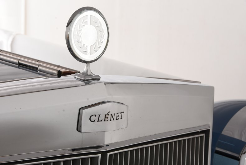 1982 Clenet Series II