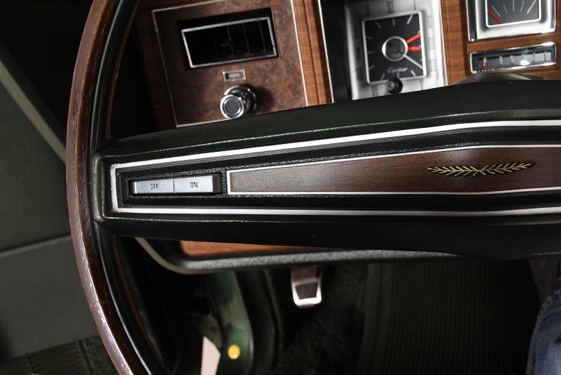 1972 Lincoln