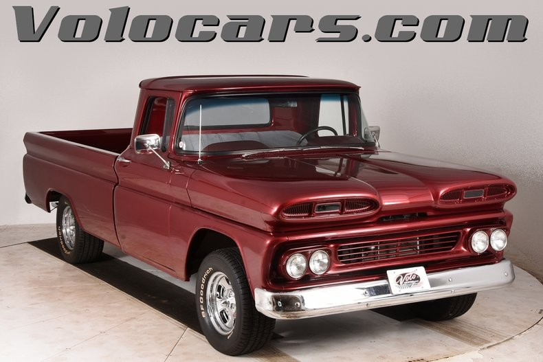 1960 Chevrolet C10 For Sale