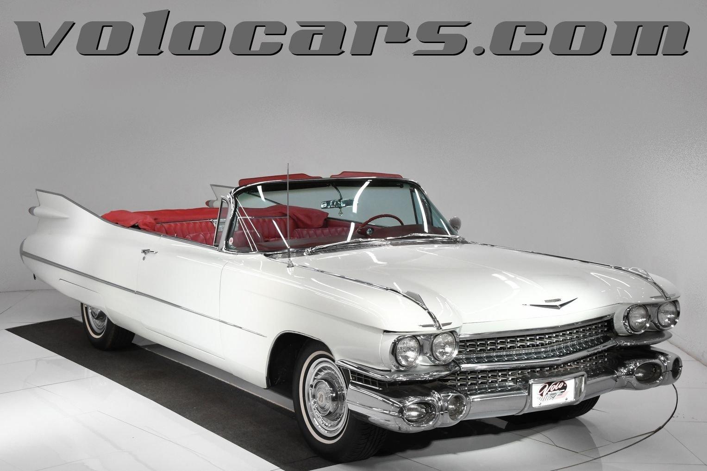 1959 cadillac 62 series