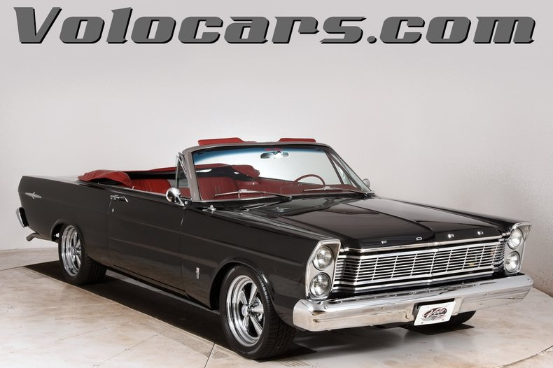 1965 Ford Galaxie 500XL 1