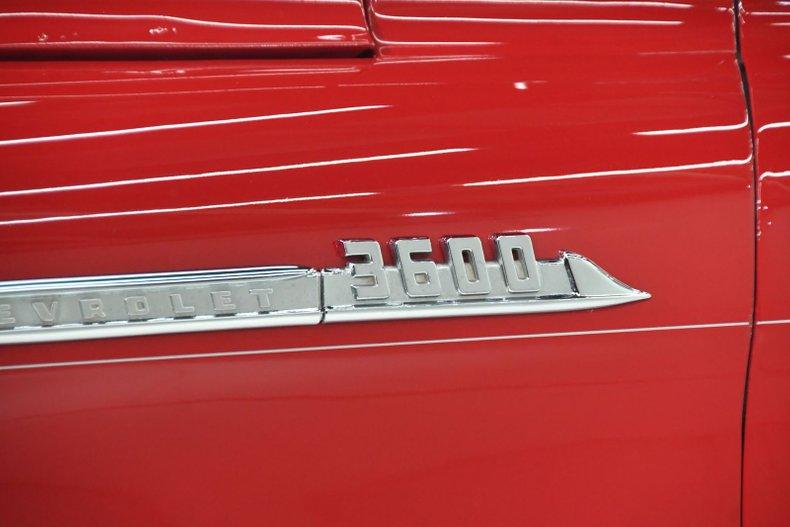 1956 Chevrolet Apache