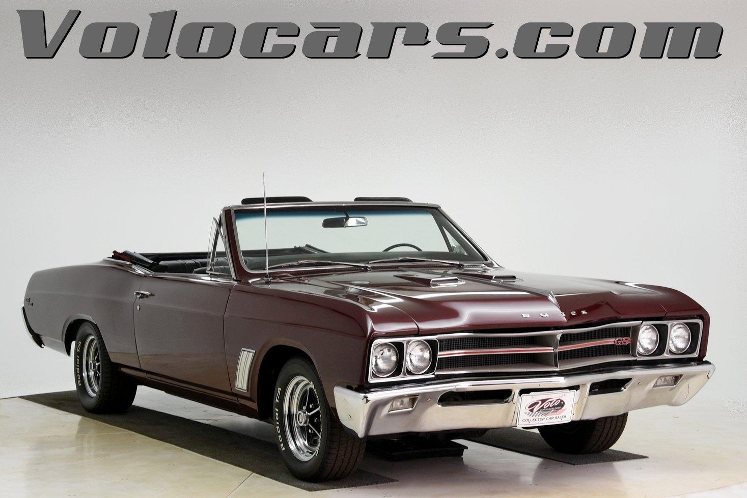 1967 buick gran sport 400