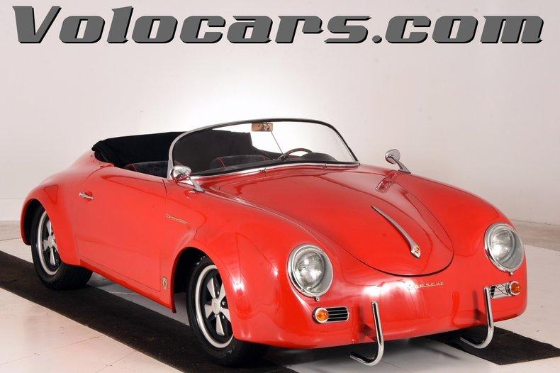 1957 Porsche