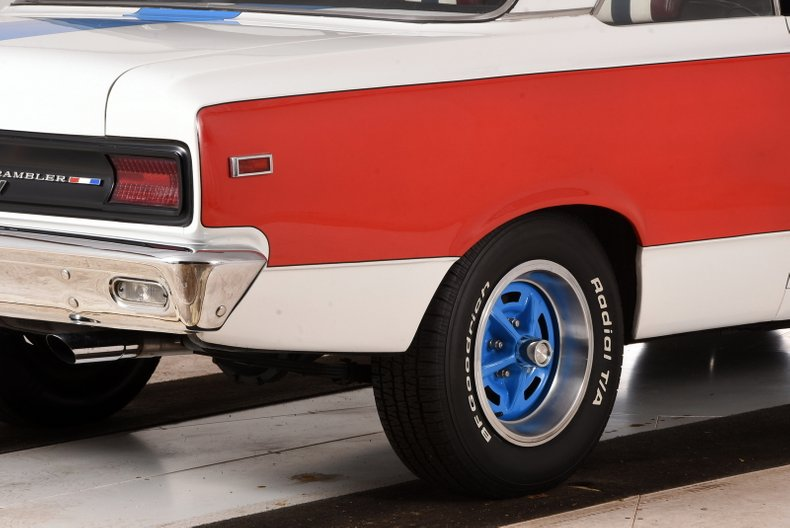 1969 AMC SC/Rambler 25