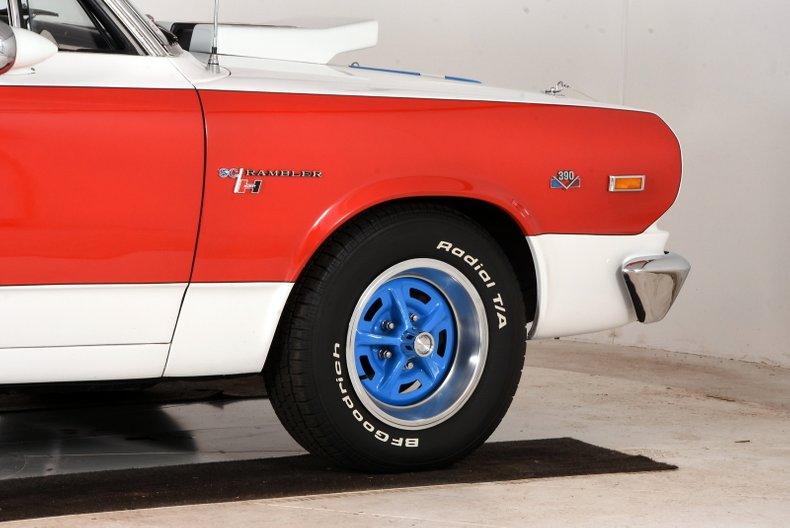 1969 AMC SC/Rambler 34
