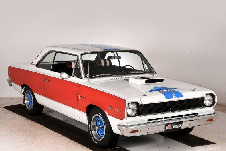1969 AMC SC/Rambler 63