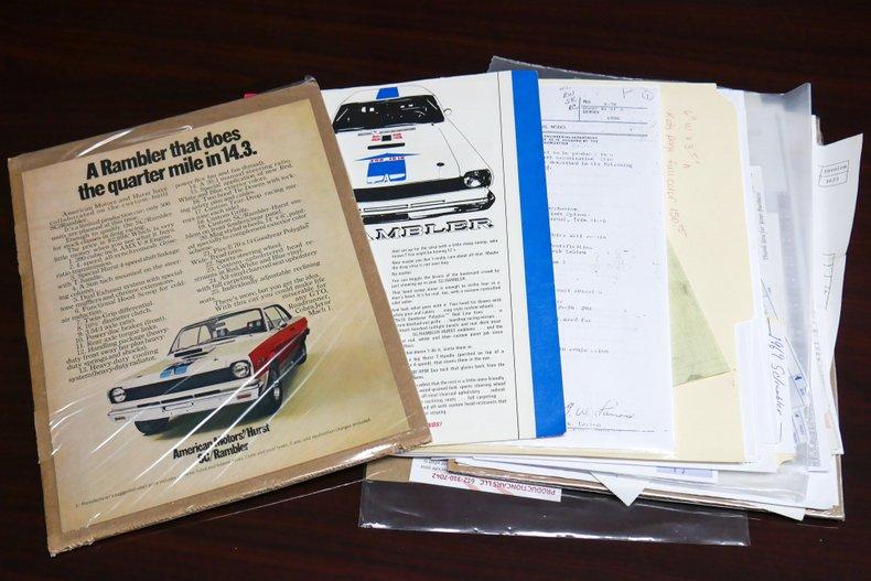 1969 AMC SC/Rambler 67
