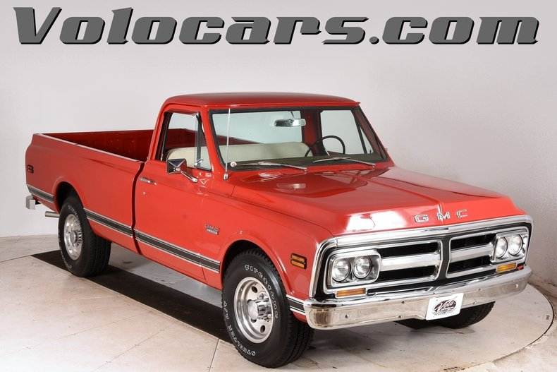 1971 GMC 2500 For Sale