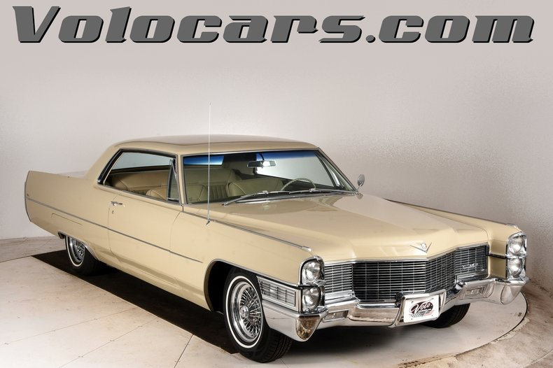 1965 Cadillac Calais For Sale