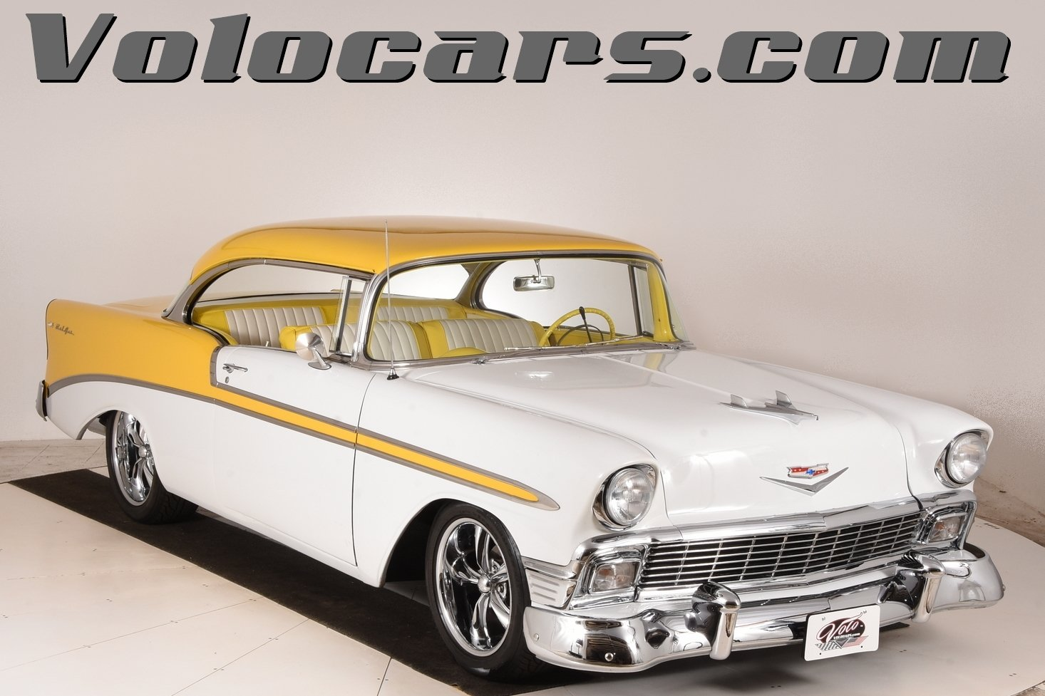 56 Chevy Parts