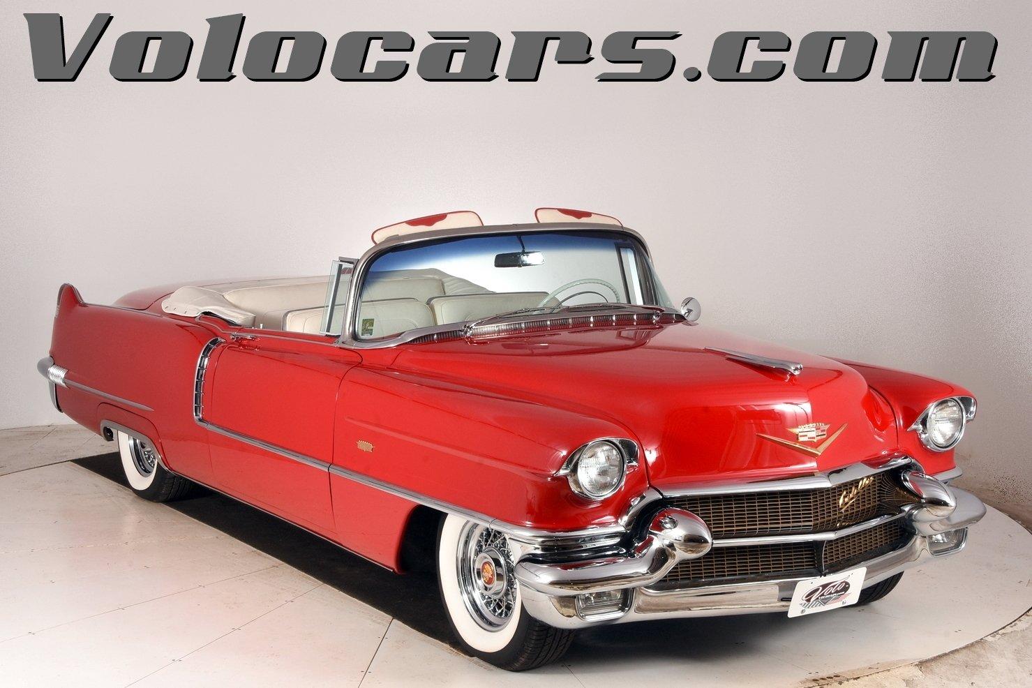 1956 cadillac 62 series